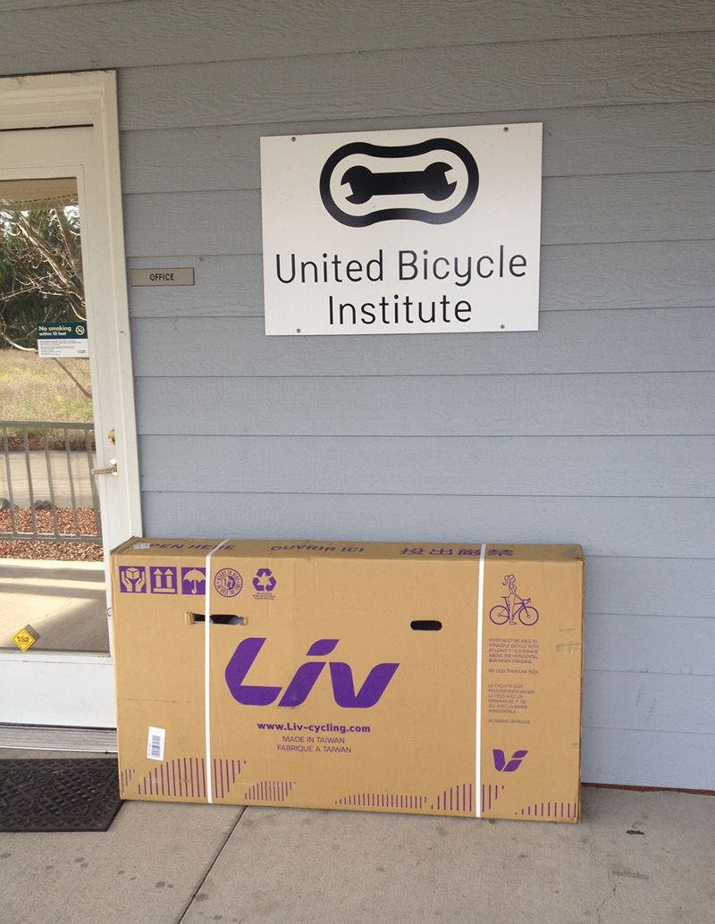 Shipping Your Bike