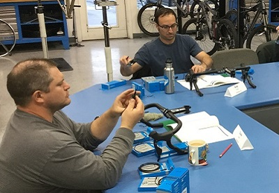 UBI Mechanic Classes - Shimano Di2 Course