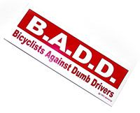 BADD Sticker