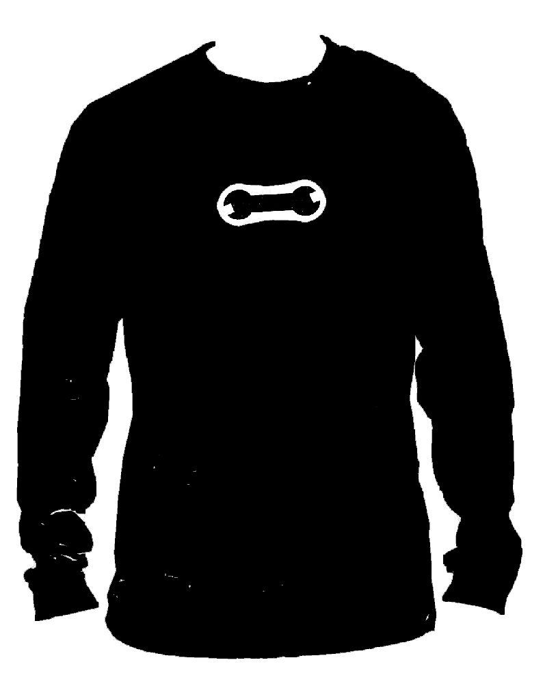 UBI Long Sleeve T-Shirt Black