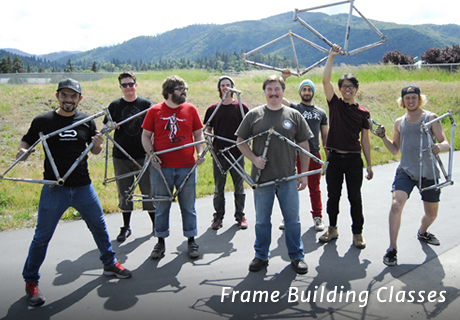 UBI Frame Building Classes